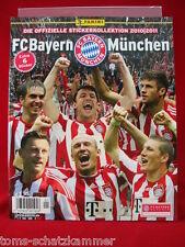 Panini Bayern München 2010/2011 Album Leeralbum 10/11