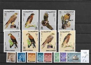 Ras Al Khaima @  Good  Set  Birds  Ship   Pnd 20.00    - Low Start .  @  PCE399