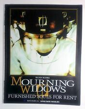 "NUNO MOURNING WIDOWS ""FURNISHED SOULS FOR RENT"" BAND SCORE JAPAN GUITAR TAB"