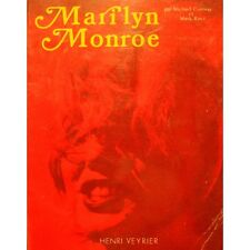 MICHAEL CONWAY/MARK RICCI Marilyn Monroe 1974 VEYRIER Biographie++