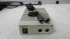 Sony Rm-B2000 Barcode Reader w/ Sony Laser Barcode Scanner Lbs-1150, no ac adapt