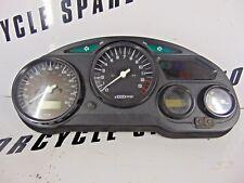 suzuki gsxf 750 2002 speedo clocks display dash