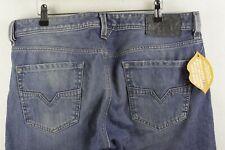 Mens DIESEL Jeans STRAIGHT-REGULAR LARKEE WASH 0885V Buttons W36 L29 P80