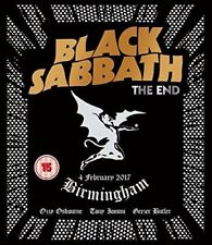 Black Sabbath - The End (NEW BLU-RAY)