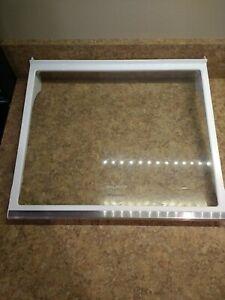 Kenmore Elite / LG Refrigerator Glass Shelf Part # AHT73233931 mhl62872301