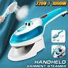 Electric Mini Portable Handheld Garment Steamers Iron Steam Machine 98°C 1000W
