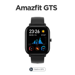 100% Original Amazfit GTS Smart Watch Waterproof 14 Days Battery Smartwatch 2021