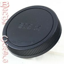 Lens Rear Cap Cover for CANON EOS M EF-M mount digital camera and lens 18-55mm