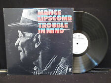 Mance Lipscomb - Trouble In Mind on Reprise Records 6404 White Label PROMO