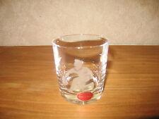 ARNAUD DE FRANCE *NEW* Set 6 verres à wisky décor tennis Glasses