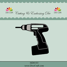 Dixi Craft Dies Drill MD0103