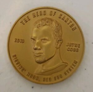 Loot Crate Firefly Exclusive Mudders Jayne Cobb 1 Chit Collectors Coin