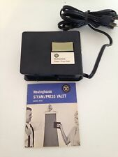 Vintage Westinghouse Steam~Press Valet Iron HQ10 w/Original Carrying Case