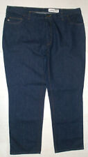 NWT - TWO PAIR - CARHARTT FR RELAXED / STRAIGHT BLUE JEANS Sz 46X32 DK WASH NEW!