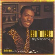 Ben Tankard - Play Me In Your Key - New Factory Sealed CD