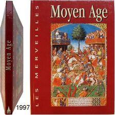Merveilleux Moyen-Age 1997 Colas des Francs histoire arts chevalerie religieux