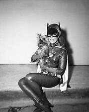 OLD LARGE PHOTO of Yvonne Craig as Batgirl in the TV Series Batman c1960s 11