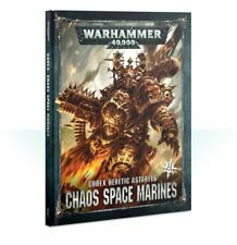 Warhammer 40,000 - Codex Chaos Space Marines 2 - GW - new version 2019