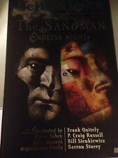 Sandman Endless Nights HC Neil Gaiman 1st Edition