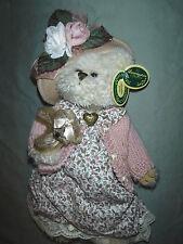 "Bearington Collection Daisy & Belle Bear Baby 15"" Plush Soft Toy Stuffed Animal"