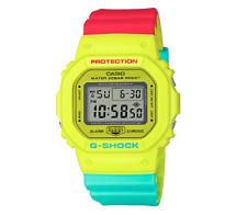 DW-5600CMA-9D CASIO G-Shock  Breezy Rasta Reggae Original Watch and box
