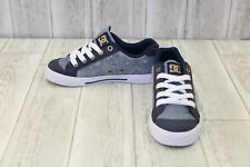DC Shoes Chelsea SE Skate Shoes, Women's Size 5, Blue NEW