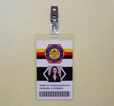 BONES TV Series ID Badge Prop- Dr. Temperance Brennan or ANY Character from show