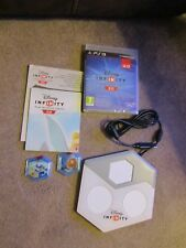 PS3 Disney Infinity Game (New), Disney Infinity Board and 2 x Game Discs