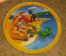 Ronald McDonaldSaves This Hot Summer Day Ol' Captain Crook Collector Plate