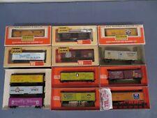 Ho train set lot Trains Miniature