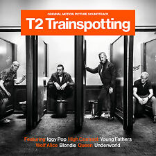 T2 Trainspotting Original Motion Picture Soundtrack CD