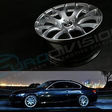 """BMW GTC Wheels Hyper Silver 19"""" GT-CR 3 Series F30 2012+  316 318 320 328 335"""