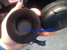 Upgrade Cushion Velour Ear Pads Replacement For Sony MDR NC8 NC-8 Headphone