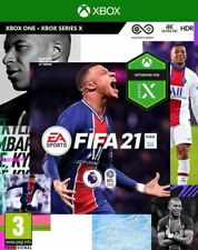 FIFA 21 Xbox One S | X EA Sports Game Videospiel 2021 sofort NEU OVP