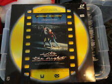 'Into The Night' 1991 DUTCH Edition Laser Disc -PAL- feat; DAVID BOWIE