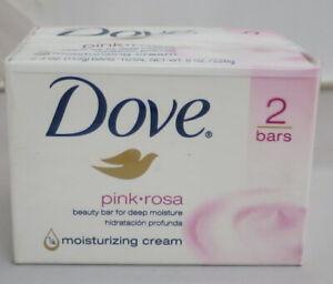 Dove Pink Rosa Beauty Bars 4 oz ( 8 Bars)