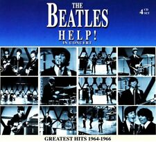 Beatles - Help! In Concert Greatest Hits 1964-66 - 4 CD Set