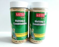 Kaytee Forti-Diet Molting & Conditioning for Small Bird 11oz 2 Pack