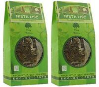 MINT Leaf Loose Whole Herb Tea 200GRAM | Mentha Leaves Mint Premium | FREE POST!