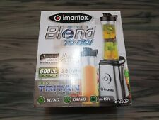 Brand new Imarflex 3 in 1 Blend to go Blender IB-250P