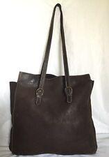 Large INNOVARE Brown Leather Tote/Shoulder Bag / Handbag
