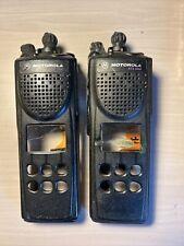 Used OEM AUTHENTIC Replacement Housing Case For MOTOROLA XTS3000 Model 2 Radio