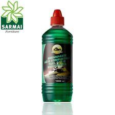 Gel combustibile da 1 litro per fornellini portatili pietra lavica fonduta grill
