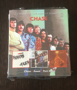 Chase/ennea/pure Music CD NUOVO