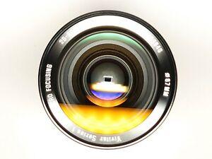 + CRYSTAL CLEAR OPTICS + Vivitar Series 1 Macro Zoom 28-90 2.8-3.5 VMC Lens PK