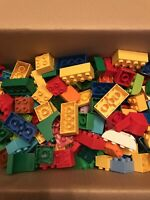LEGO DUPLO Bricks 500g of Random Assorted Parts & Pieces 1/2kg Building Blocks