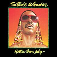 Stevie Wonder - Hotter Than July [CD]