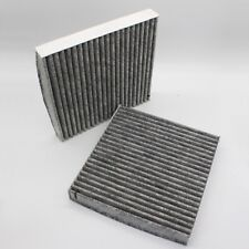Set of 2 Activated Carbon Cabin Air Filter for BMW X3 F25 X4 F26 64319312318