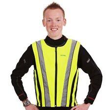 Vêtements jaunes Oxford pour motocyclette