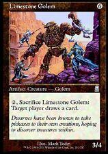 MTG Magic - (U) Odyssey - Limestone Golem - SP